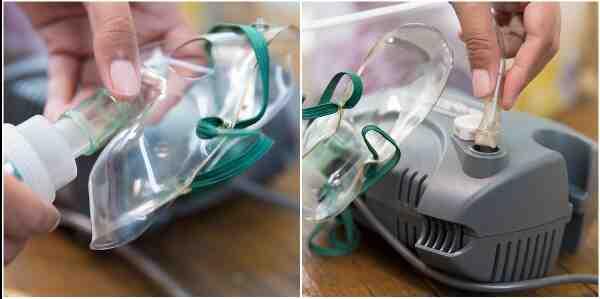 Comment utiliser un nébuliseur